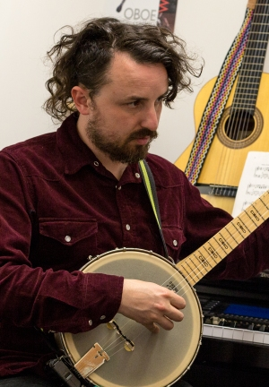 Sam Garrard - Banjo and Guitar