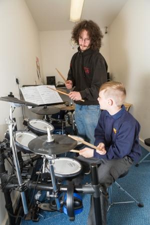 David Spivack - Drums