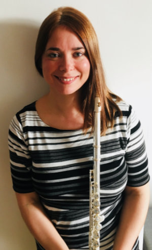 Louise Gass - Flute