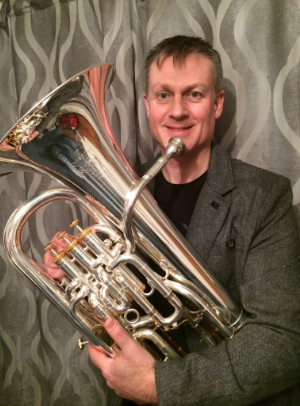 Andy Parkinson - Euphonium, Trumpet and Brass.