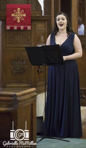 Naomi Hickman - Vocal Teacher.