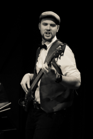 Sean Booth - Bass Guitar