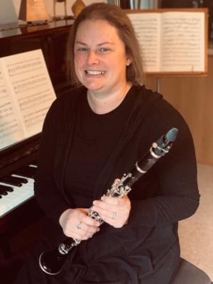 Amy Horton - Clarinet